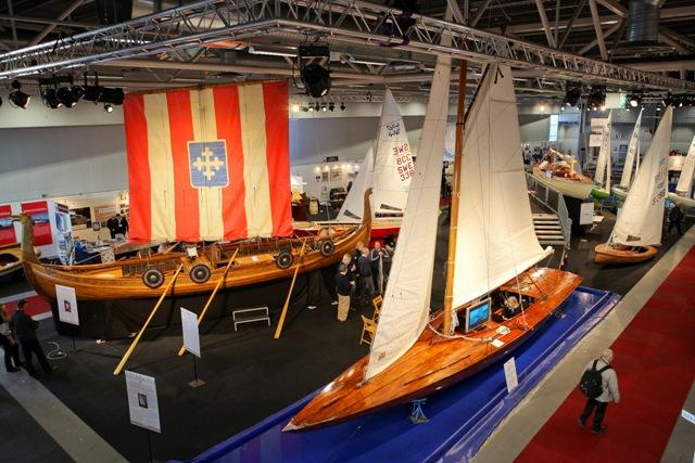 Stockholm International Boat Show 1/03/2013-10/03/2013