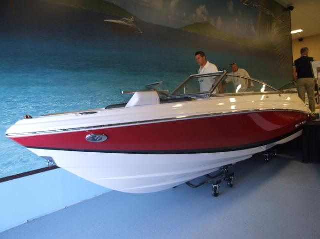 REGAL POWERBOATS A visit at the house of the American giant  With God's help and a steadfast Commitment to Integrity