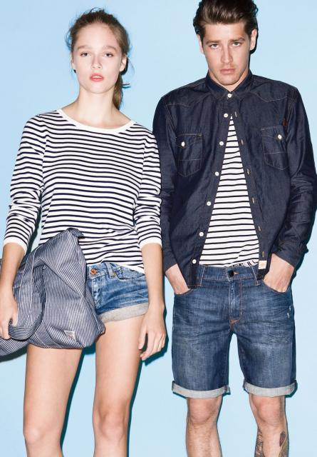 Tommy HILFIGER  SPRING/SUMMER 2012-MEN'S AND WOMEN COLLECTION
