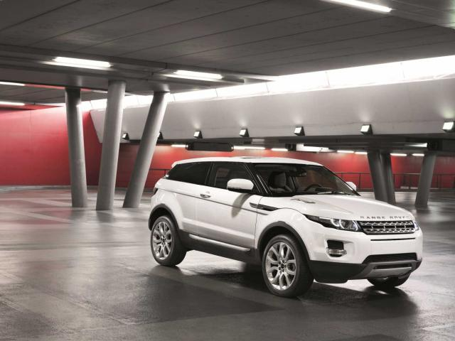 THE ALL-NEW RANGE ROVER EVOQUE