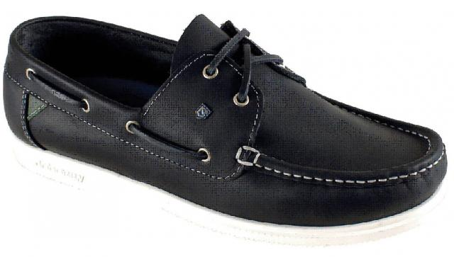 DUBARRY'S ORIGINAL TWO-EYE TIE CLASSIC BOAT SHOE