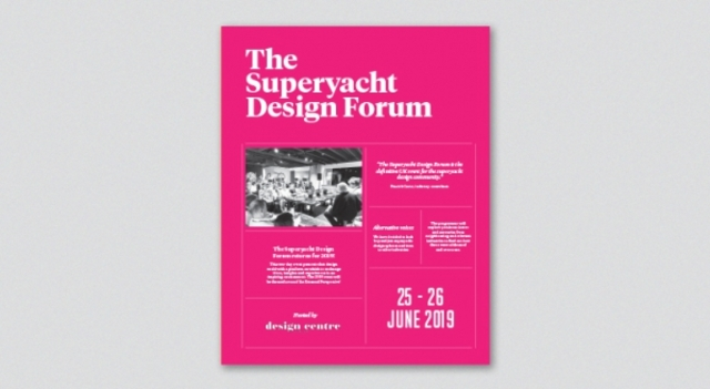 The Superyacht Design Forum