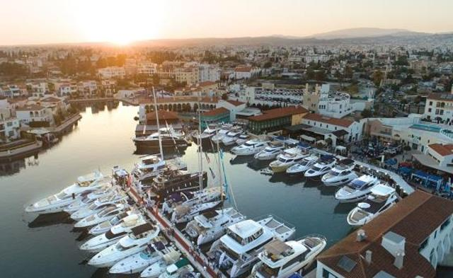 Unprecedented success for the Limassol Boat Show 2019