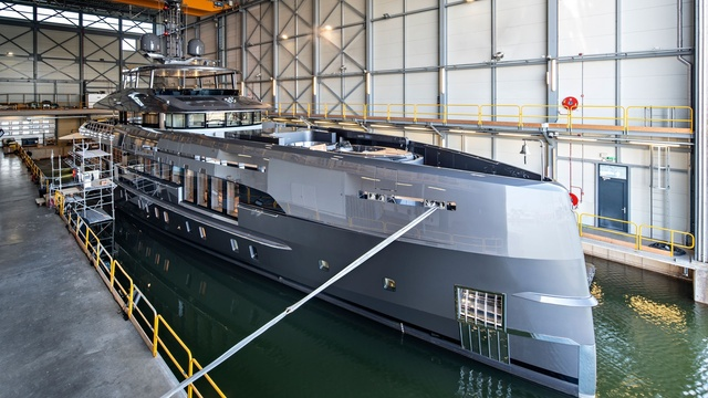 Heesen launches 50m Project Boreas
