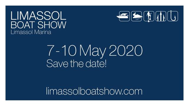 LIMASSOL BOAT SHOW 2020 - The Eastern Mediterranean's largest boat show returns and  is anticipated to exceed all expectations