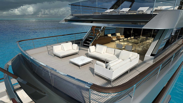 Riva Debuts Its First-Ever Superyacht—and It's Big, Bold and Beautiful