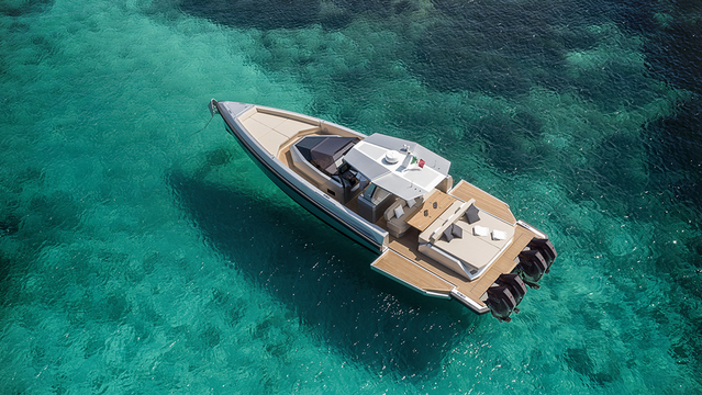 Τhe 48 Wallytender Cruiser's New High-Performance Sister Will Debut at the 2020 Miami Yacht Show