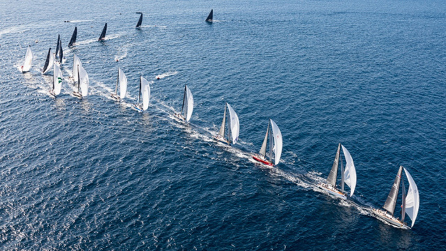 Defying Covid-19, Two Major Sailing Yacht Races Go Forward in Italy