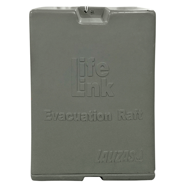 Lifelink Evacuation Liferaft,grey