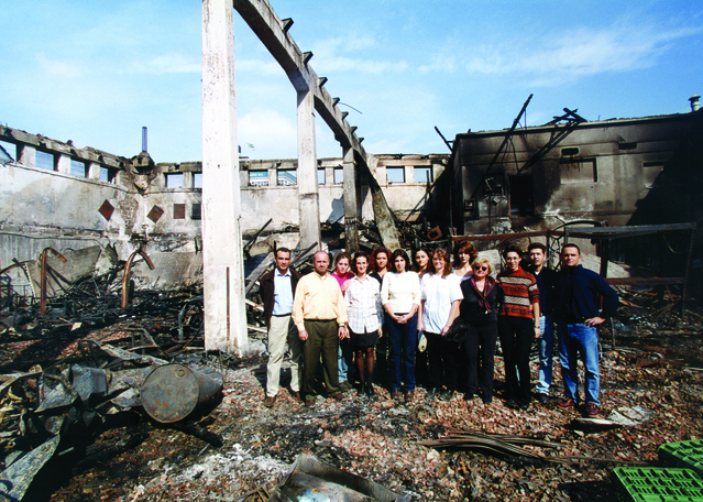 "LALIZAS: ""Rising from the ashes"" 2000-2020"