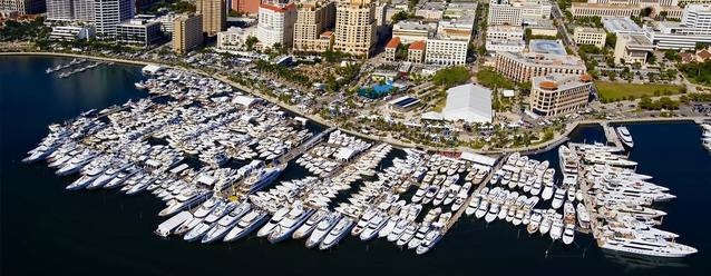 This Year's Palm Beach International Boat Show Will Go on—in Person