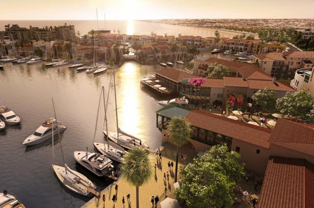 Limassol Marina welcomes its first residents