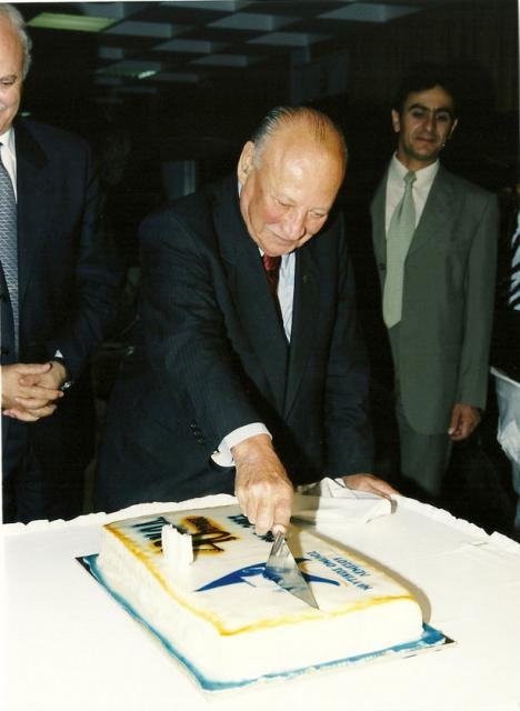 "Limassol Nautical Club - 48 years   ""Limassol, 14 February 1962"